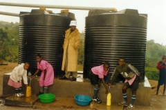 Water tanks kids